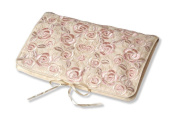 Mackintosh Bed of Roses Design Lingerie Case in Cream and Pink Colours