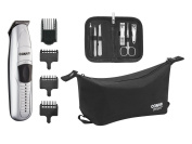 Conair Deluxe Beard and Moustache Trimmer Grooming System Gift Set