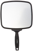 Conair Pro Plimatic Pro Grip Hand-Held Mirror, Large