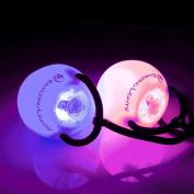 Emazing Lights eLite Flow Rave Poi Balls - Spinning LED Light Toy