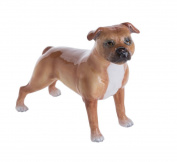 John Beswick Staffordshire Bull Terrier (Red) JBD92 - New & Boxed