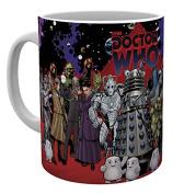 GB eye Ltd Doctor Who, Universe Group, Mug, Various