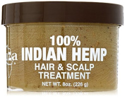 Kuza Indian Hemp Hair and Scalp Treatment - 240ml by KUZA CO. BEAUTY