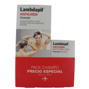 lambdapil Shampoo Pack Special Travel 400 + 100 ml
