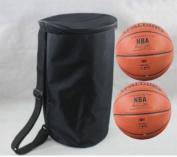 Volleyball Football Soccer Basketball Sport Waterproof Bag Backpack For 2 Ball