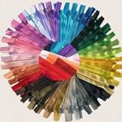 YKK #3 Skirt & Dress Zippers 30cm ~ Assortment of Colours