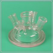 Kohstar Glass Cover for YHCHEM 1-2L Jacketed Glass Reactor