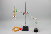 Kohstar Brand New Laboratory Glassware Kit with 24/40 joint