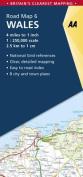Wales (AA Road Map Britain)