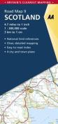 Scotland (AA Road Map Britain)