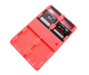 Bandc Red Sd/sdhc/sdxc Card Storage Holder Case