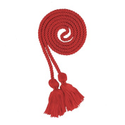 Red Honour Cord Academic Apparel