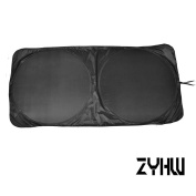 ZYHW Car Front Rear Windshield Window Sunshade Collapsible Shield ¡­
