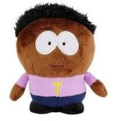 "SOUTH PARK - Plush toy ""Token Black"" (8""/22cm) of the TV Show ""South Park"" - Quality Super Soft"