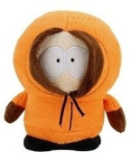 "SOUTH PARK - Plush toy ""Kenny McCormick"" (5""/14cm) of the TV Show ""South Park"" - Quality Super Soft"