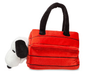Aurora World 60789 Snoopy Kennel Fancy Pal