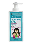 FREZYDERM Sensitive Kids Body Milk Lotion