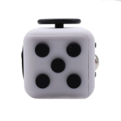 RESTER ABS Material Matt Surface 3.3cm Stress Release Anti-Stress Anxiety and Boredom Fidget Cube Toys