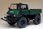 Weise-Toys Weise-Toys1048 Unimog 406 (U84) with Soft-Top (Version 1971 - 1989) (2016) Truck Model