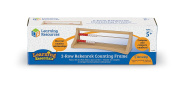 Learning Resources 2-Row Rekenrek Counting Frame