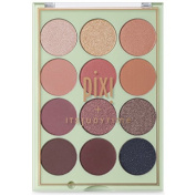 PIXI GET THE LOOK PALETTE - IT'S EYE TIME, is designed to effortlessly take you from day to night.