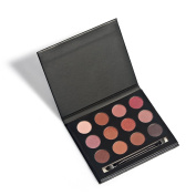 PURCIEL Eye Shadow Like The Flower And The Butterfly 12 Colours Eyeshadows 3#