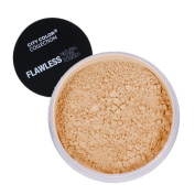 (3 Pack) CITY colour Flawless Natural Loose Powder - Buff