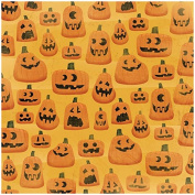 Karen Foster Design Scrapbooking Paper, 25 Sheets, Creepy Carvings, 30cm x 30cm