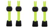 Packs of Elastic Lock Shoelaces For Running & Triathlon - UK SELLER