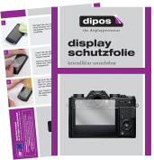 Fujifilm X-T20 Screen Protector - 6x dipos Clear Protection Films