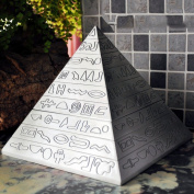 NAUY- Pyramid Retro European Style Covered With Large Personality Fashion Creative Home Decoration Decorative Ashtray Decoration Gift