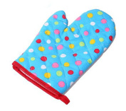 Easy To Clean Oven Insulated Gloves/Lovely Anti-hot Gloves/Kitchen Mitts