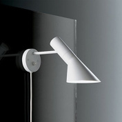 YFF@ILU Home Deco Simple industrial wind LED Wall lamp , white