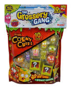 Simba 109291002 - Grossery Gang Collectible Figures, 10er Pack