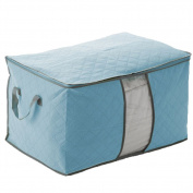 WinnerEco Large Storage Bag Box for Clothes Quilt Duvet Laundry Pillows