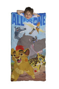 Disney JF23057TRUCD All for One Lion Guard All for One Slumber Bag
