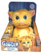 Dragon-i Toys Talking Ginger Plush