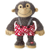 Bananas for You Monkey Interactive Stuffed Animal, 25cm Interactive Stuffed Animals