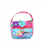 Enesco Veggie Tales Youth Handbag, Pink