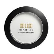 Milani Prep + Set + Go Transparent Setting Face Powder, Transparent, 5ml