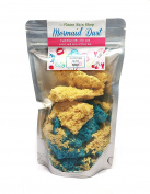 Mermaid Dust Bath Bomb Fizzie Powder