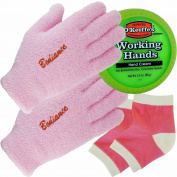 Dry Cracked Hands Repair, Smooth Heels Bundle