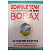Borax 20 Mule Team Detergent Booster, 1920ml Thank you to all the patrons We hope that he has gained the trust from you again the next time the service