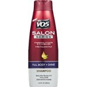 VO5 Salon Series Shampoo Full Body Plus Shine Thank you to all the patrons We hope that he has gained the trust from you again the next time the service