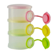 WENDYWU Baby Feeding Milk Powder Food Dispenser Portable Travel Container Bottle Storage Bowl