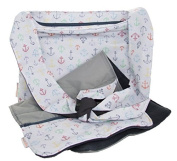 Smart Bottoms Haversack Nappy Bag (Henry's Adventure
