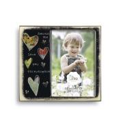 Demdaco Baby Frame, Heart