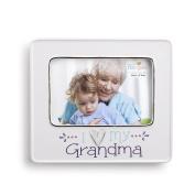 """Demdaco Baby Frame, I """"Heart"""" My Grandma"""