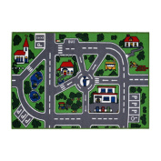 Fun Time - Streets Kids Area Rugs - 2.4m x 3.4m