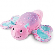 Butterfly Slumber Buddies plush Toy w/ 5 songs and nature sounds, light show